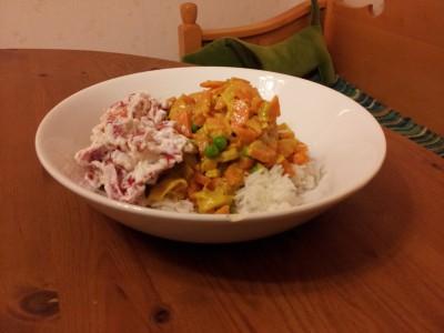 curry gryta