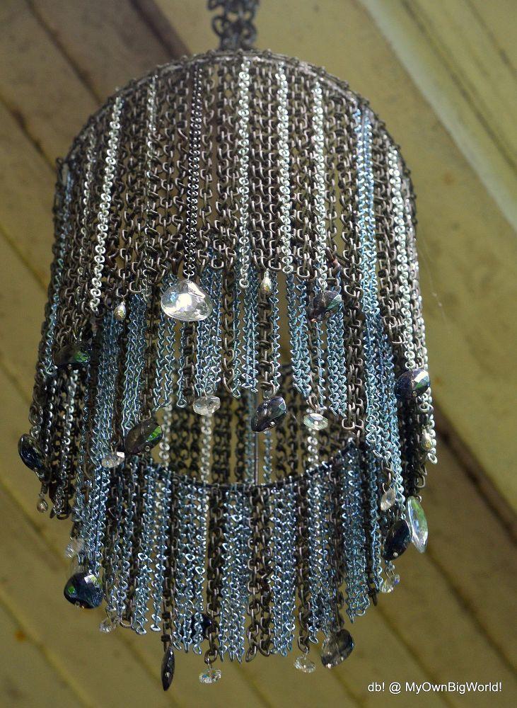 Lampa av kedjor