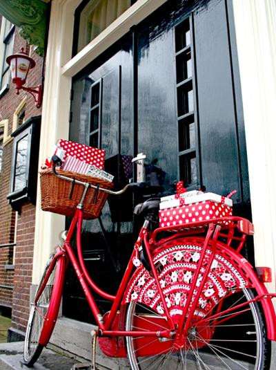 Dekorera din cykel personligt och du slipper cykeltjuvar!