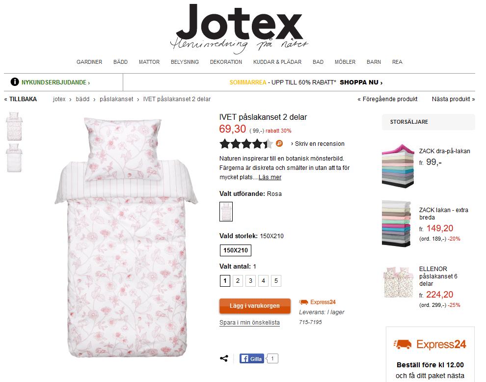 Jotex