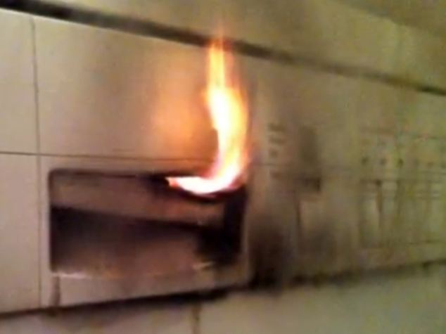 Gå aldrig hemifrån med tvätt- & diskmaskin igång!