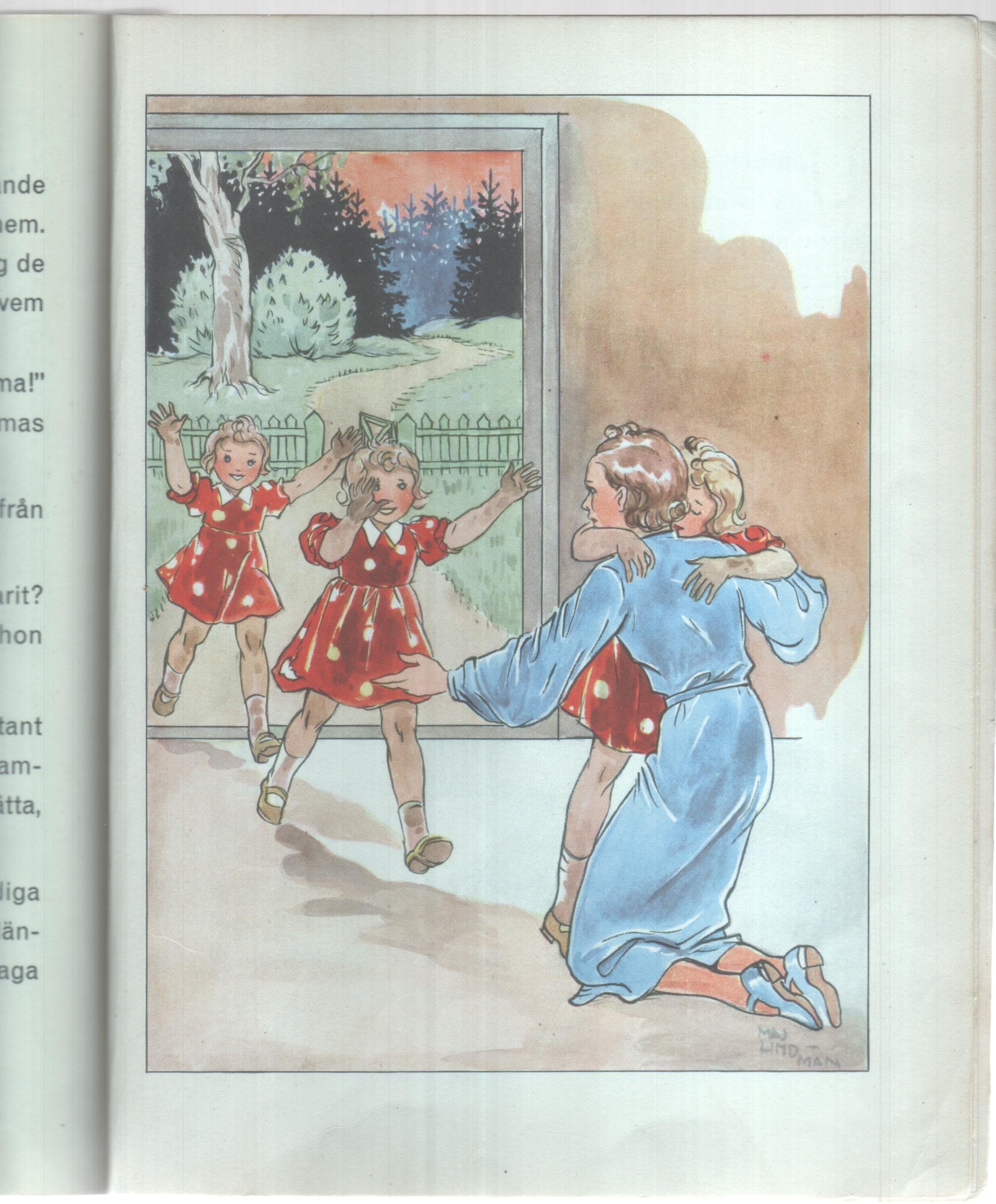Rufsi, Tufsi, Tott och de prickiga klänningarna