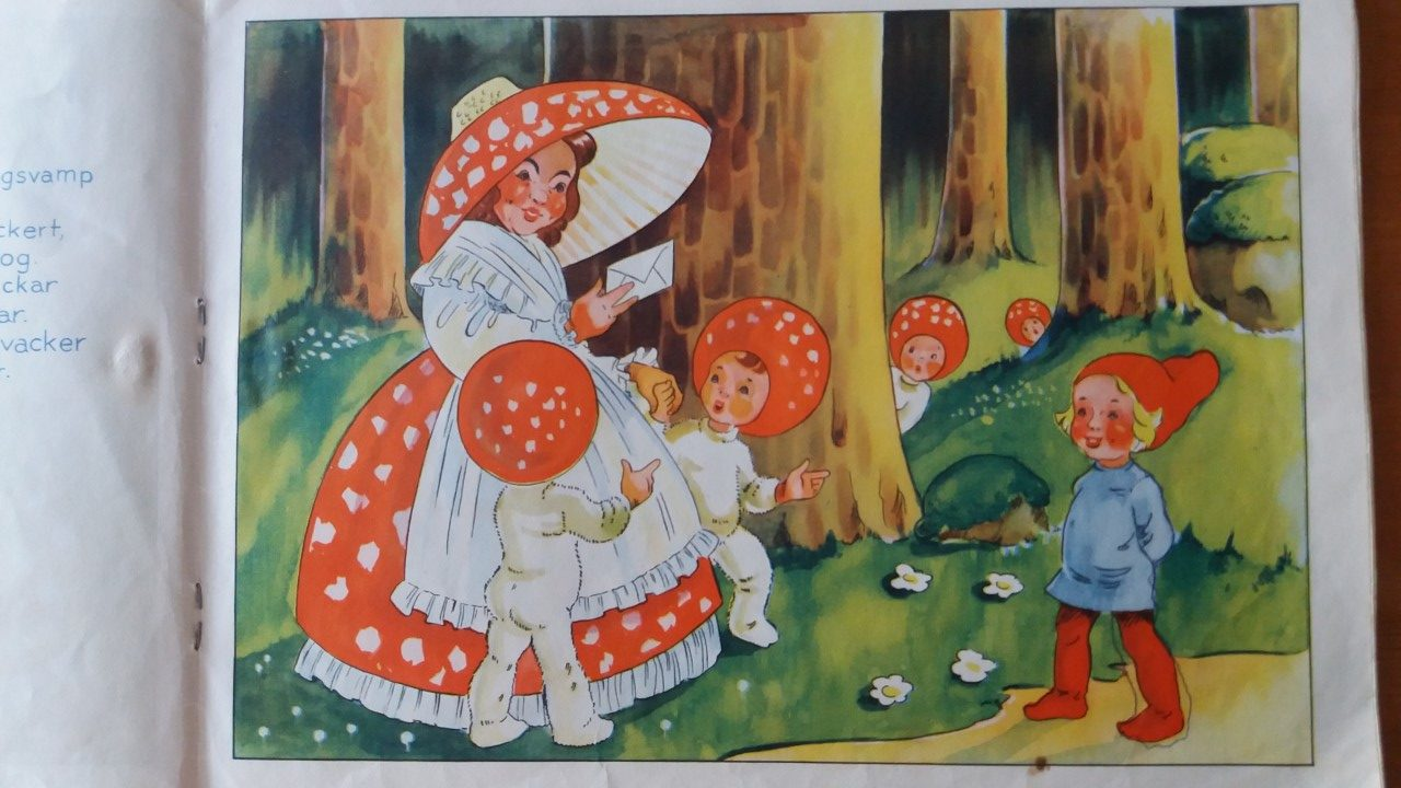 barnbok 40-tal