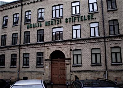 Amalia Hertz' Stiftelse