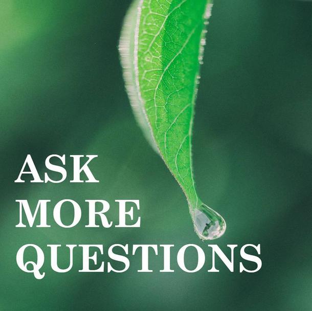 fråga mer