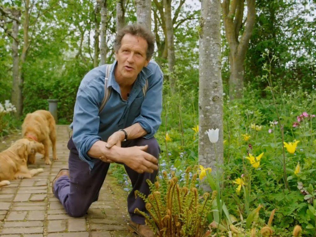 Om du har missat Gardeners world finns avsnitten på Youtube