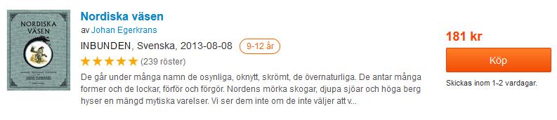 nordiska väsen