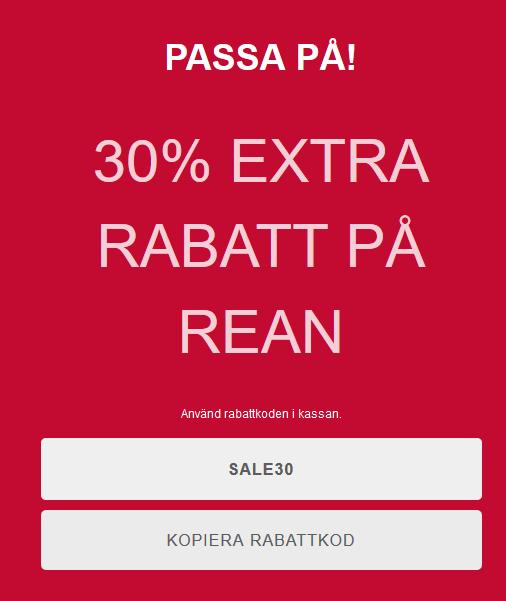 Just nu får du 30 % rabatt på reapriset hos Indiska med koden SALE30.
