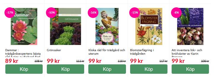 Vinn presentkort på 500 kr hos odla.nu