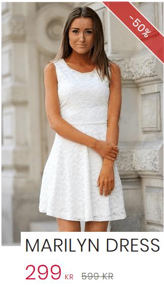 student klänning prisvärd billig