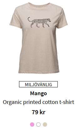 miljövänliga kläder