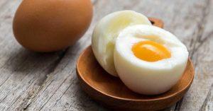 Detta är vad som händer med din kropp när du äter 3 hela ägg per dag