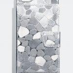 Mobilplånbok med spegel