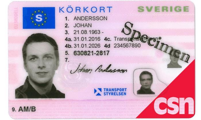 CSN-lån till körkort för arbetslösa