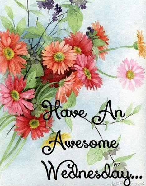 Ha en jättefin Onsdag!