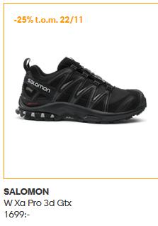 SALOMON w xa pro 3d gtx