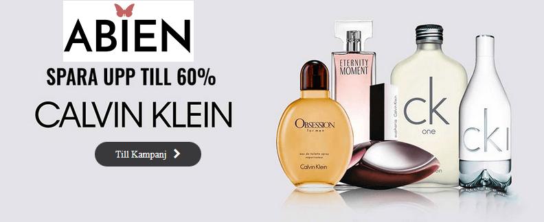 Calvin Klein billigare på nätet