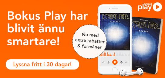 Lyssna fritt i 30 dagar på Bokus Play!