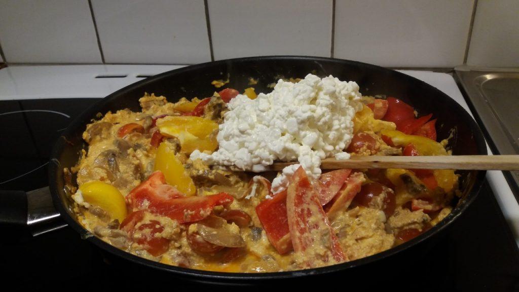 Förgyll din tillvaro med en färg- och smakrik omelett