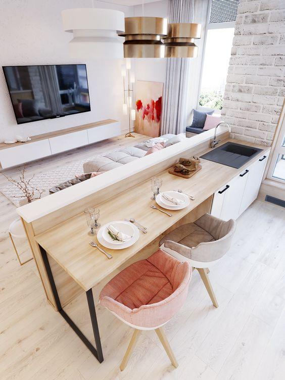 Utformade möbler och möblering som passar mångas vardag idag