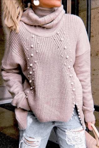 Smycka dina kläder med pärlor