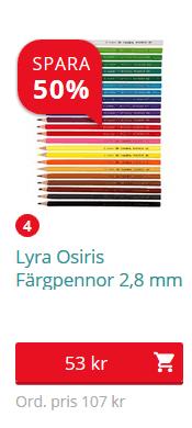 DIY pyssel färgpennor
