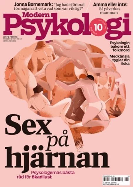 Modern Psykologi och boken Relationer från A till Ö