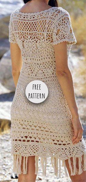 Varför ser man inte fler med bomullsvirkade klänningar?