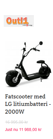 elmoped fatscooter