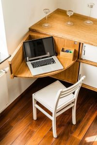 möbler för trånga utrymmen