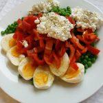 Inspiration på lakto-ovo-vegetariska måltider