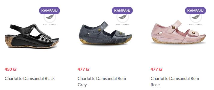 minfot sandal