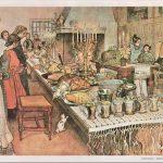 Önskar alla en mysig och fröjdefull God Jul!