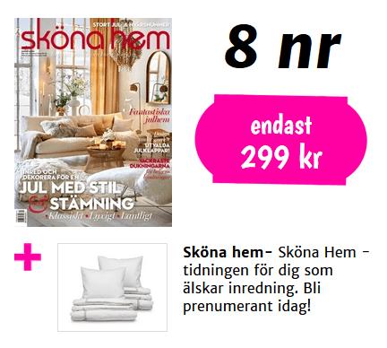 Sköna hem + sängkläder