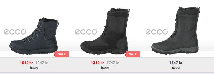 ecco en sko man kan lita på i alla väder