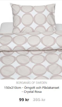Fynda fina sängkläder! förr 395 kr nu 99 kr