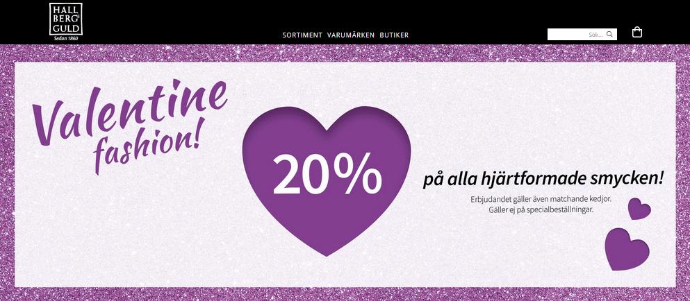 Ge bort ett hjärta på Valentine