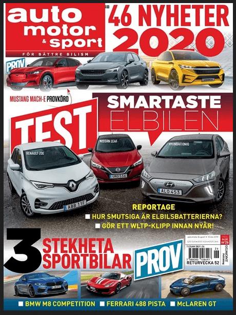 Auto motor & sport + Smart Watch