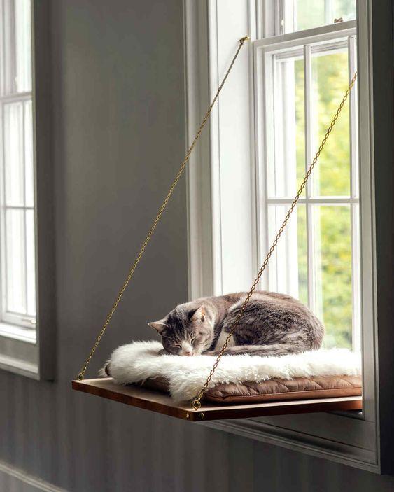 Fixa en hylla när fönsterblecket är för smalt