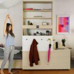 Sovrum man kan gömma i vardagsrum