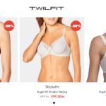 20% rabatt på Triumph underkläder