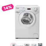 Liten och kompakt tvättmaskin