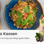 100 kr rabatt på den Vegetariska kassen hos City gross