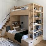 Bildgalleri på våningssängar