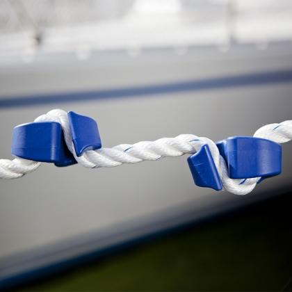 Förtöjningsfjäder Smart Snubber, 16 mm 2-pack Lättmonterad fjädring till dina båttampar