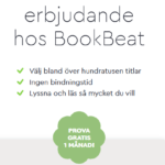 Prova Bookbeat i 30 dagar gratis