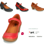 En sko med komfort som du bara drömmer om!