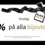 Black Week på Hallbergs Guld