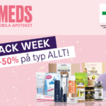 Black Week MEDS apotek