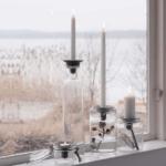 Svensktillverkade ljushållare till flaskor och andra vackra kreationer
